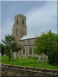 TG2834 : St. Botolph's Church, Trunch by Dave Fergusson