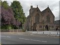 SO3014 : Abergavenny Church, St Mary's Priory by David Dixon