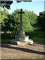 TA1229 : The War Memorial in Hedon Road Cemetery by Ian S