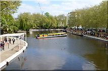 TQ2681 : Jason's Trip narrowboat, Little Venice, London by Jaggery