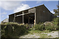 SW4028 : Barn at Brane End by Elizabeth Scott