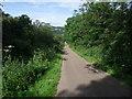 NU0027 : Looking down Brewery Road by Tim Heaton