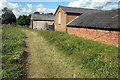 SP9934 : Wake's End Farm by Philip Jeffrey