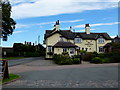 SJ6042 : The Combermere Arms, Burleydam by Jonathan Billinger
