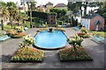SH5837 : The Piazza at Portmeirion by Jeff Buck