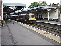 SO9322 : Cheltenham Spa Station by Ian Taylor