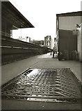 TQ2681 : Old Weigh Bridge, Paddington by Des Blenkinsopp