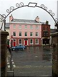 SC2484 : Peel Castle Hotel by Andrew Abbott