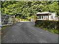 SJ9385 : Norbury Hollow Crossing by David Dixon