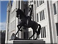 NJ9406 : Robert the Bruce, Aberdeen by Colin Smith