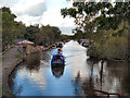 SJ9483 : Macclesfield Canal at Higher Poynton by David Dixon