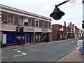 TF0920 : Empty shops by Bob Harvey