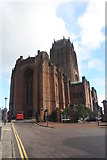 SJ3589 : Liverpool - Anglican Cathedral by Alan Heardman