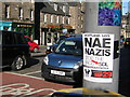 NT2573 : Scotland says Nae Nazis: Edinburgh, Greyfriars by Christopher Hilton