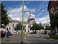 SX9164 : Torquay Town Hall by Steven Haslington