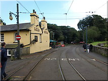 SC4384 : Snaefell Mountain Railway and Manx Electric Railway by Andrew Abbott