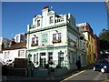 TQ3104 : The Pond Public House and Restaurant. Gloucester Road Brighton by PAUL FARMER