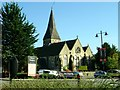 TQ7630 : All Saints, Hawkhurst by nick macneill