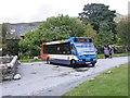 NY1716 : Keswick Bus by Gordon Griffiths