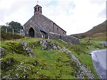 NY1717 : Buttermere Parish Church by Gordon Griffiths