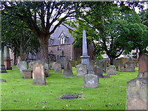 NS3321 : The Auld Kirk of Ayr by Thomas Nugent