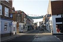 SU7682 : Towards Market Place by Bill Nicholls