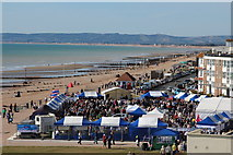 TQ7407 : Bexhill Sea Angling Festival by Oast House Archive