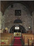 NY4826 : St  Michael's  Parish  Church  Barton.  Interior by Martin Dawes