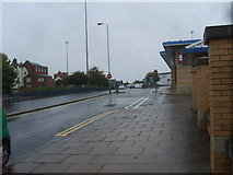 SO9198 : Wet Ring Road by Gordon Griffiths