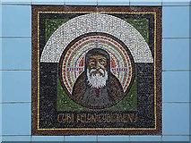 SH2482 : St Cybi by Oliver Dixon