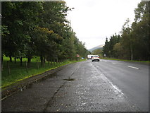 NN3528 : Lay-by at the side of the A82 heading for Tyndrum by James Denham