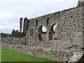 S7115 : West end, Dunbrody Abbey by Oliver Dixon