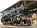 SK4151 : Midland Railway Centre, Swanwick Junction by Dave Hitchborne