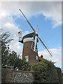 TG1143 : Weybourne Windmill by Pauline E
