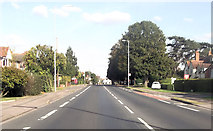 SP1854 : Halford Road junction with Evesham Road by John Firth