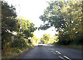 SP7432 : Road junction at The Folly by John Firth