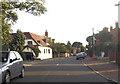 SP8128 : Mursley village main street by John Firth