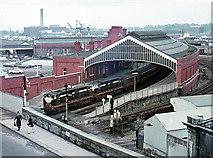 W6872 : Cork (Kent) station 1971 - 3 by The Carlisle Kid