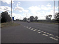 SP7516 : A41 east of Waddesdon by John Firth