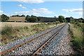 TQ8632 : Railway line towards Bodiam by Julian P Guffogg