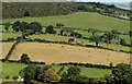 J0624 : Hillside fields, Altnaveigh, Newry by Albert Bridge