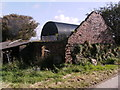 SN1731 : Remains of Lletty Farm by chris whitehouse
