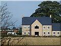 TF3703 : New house at Towers Farm near Guyhirn by Richard Humphrey