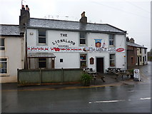 NY0603 : The Lion & Lamb Hotel, Gosforth by Alexander P Kapp