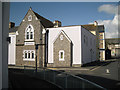 SX9473 : Masonic Hall, Hollands Road by Robin Stott