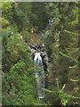 NN8266 : Upper waterfall, Falls of Bruar by Karl and Ali