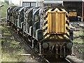 SK4189 : Tinsley Motive Power Depot, Tinsley by Dave Hitchborne