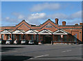 W7966 : Former railway station - Cobh by The Carlisle Kid