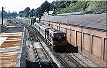 W7966 : Train entering Cobh station - 1 by The Carlisle Kid
