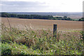 TA0114 : Stubble Field near Worlaby by David Wright